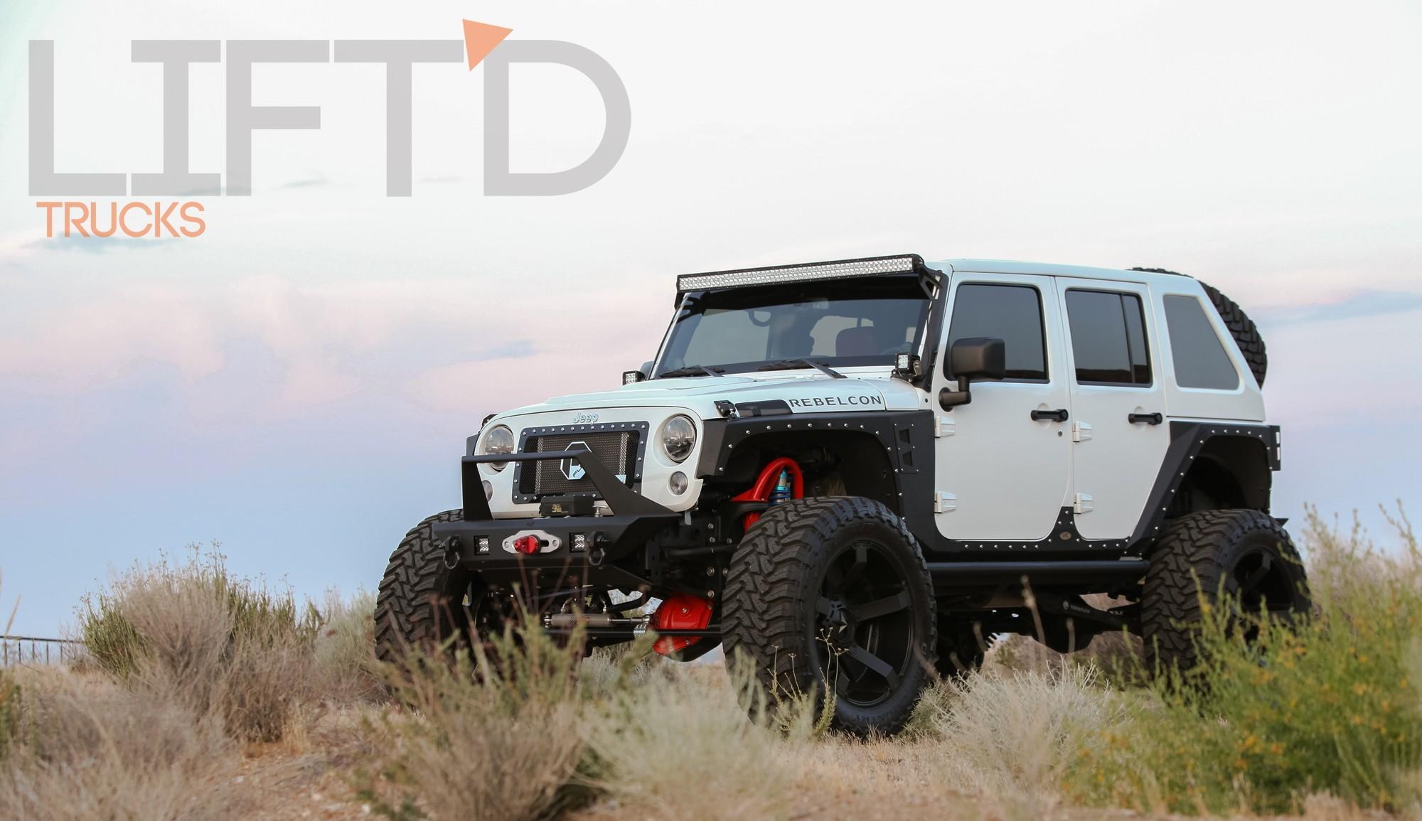 Liftd Jeep