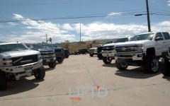 Five-R Trucks Open House Pre Colorado Truck fest
