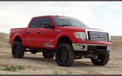 Lift Your 12th-Gen Ford F150 with McGaughy's