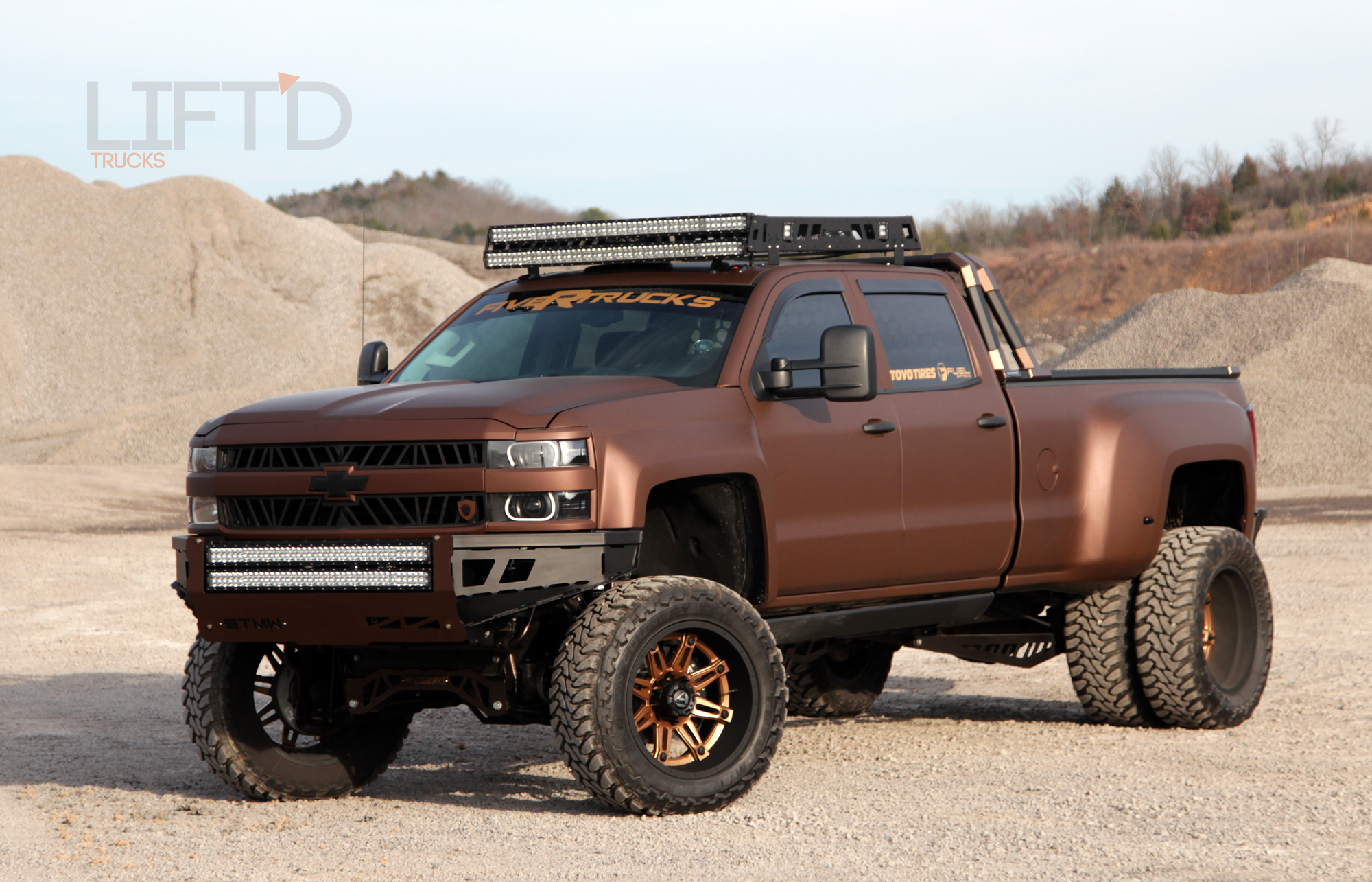 Recluse Keg Media S 2015 Chevy Silverado Hd3500 Dually