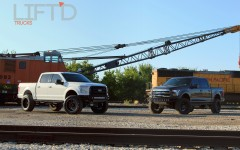 Father and Son Build: Jason and Mike Naron's 2015 Ford F150s