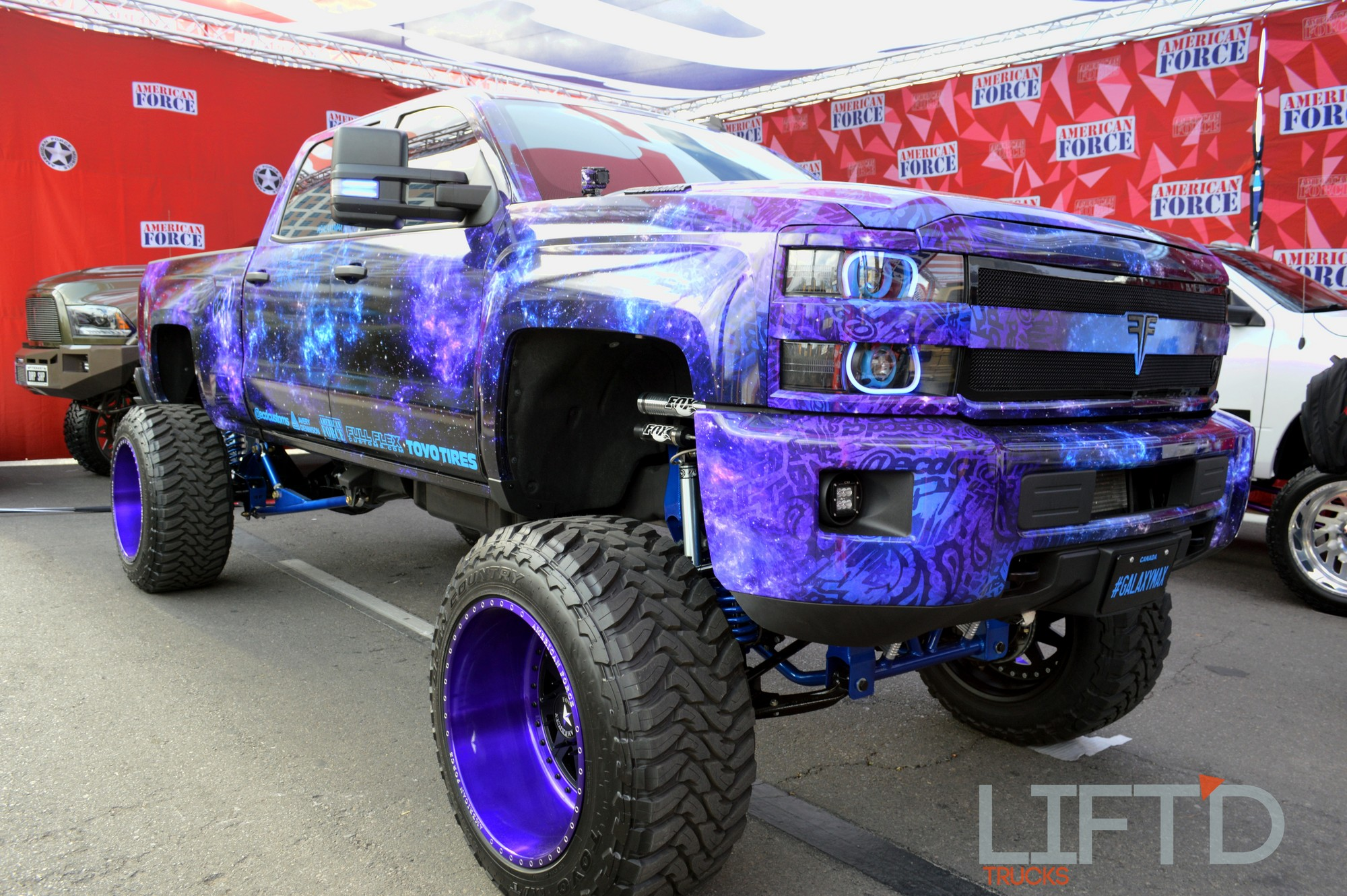 Sema Show 2015 Day Two Recap And Gallery Lift D Trucks