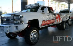 SEMA 2015: Lift'd Trucks' Overall Coverage