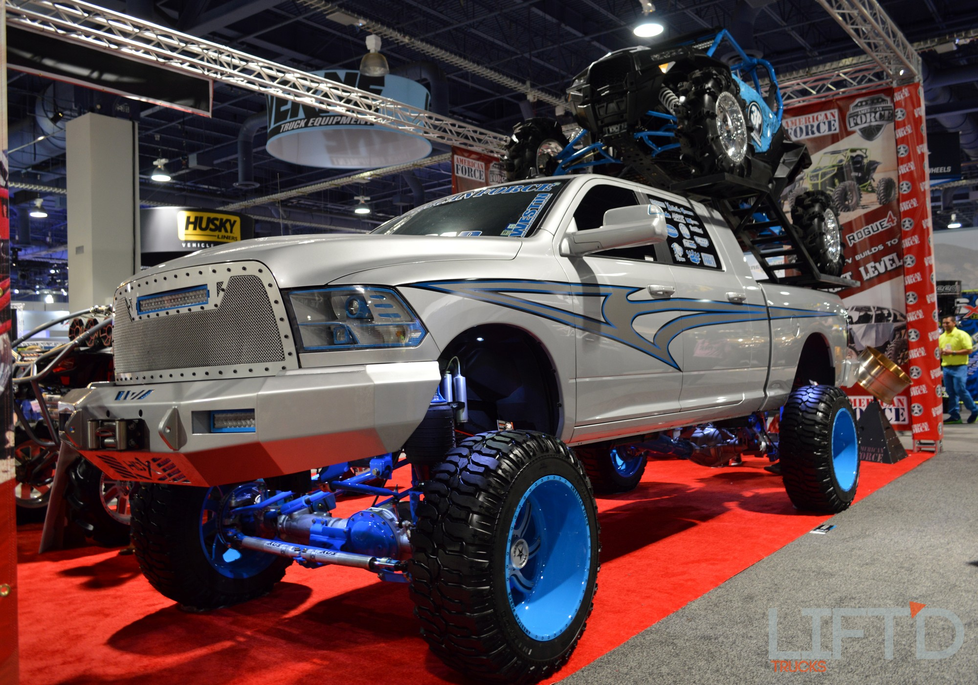 SEMA 2015 Top 10 Lift d Trucks From SEMA – Lift d Trucks