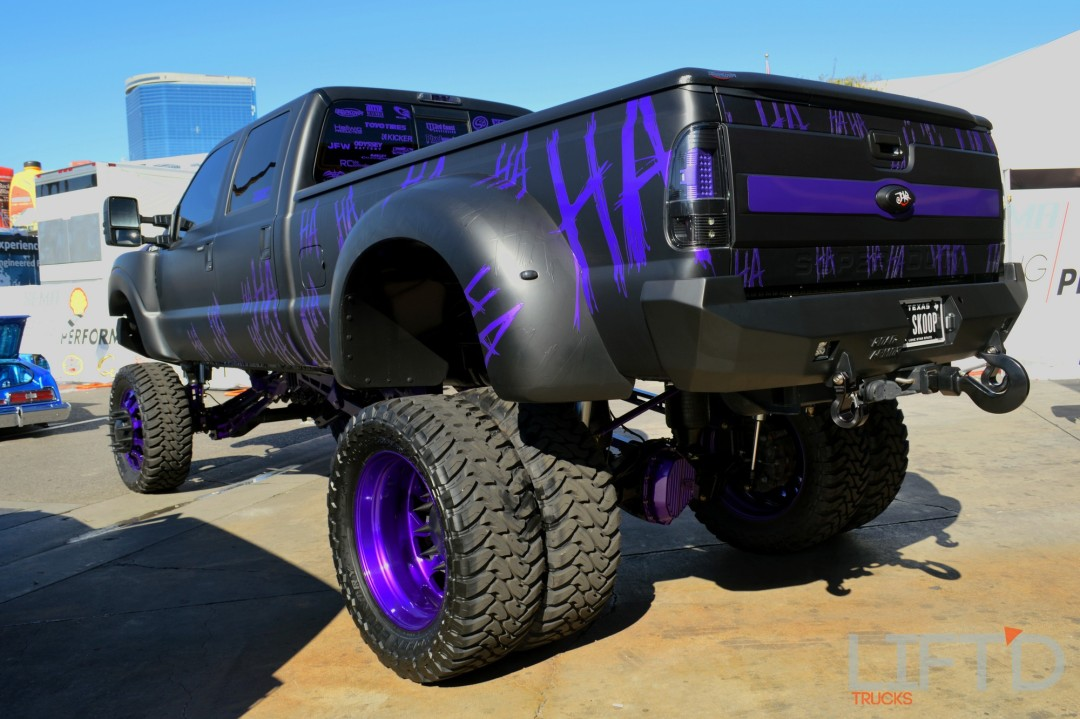 Purple Diesel Truck Www Pixshark Com Images Galleries