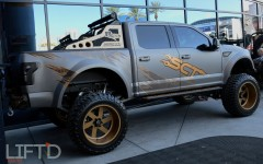 SEMA 2015: Top 10 Lift'd Trucks From SEMA