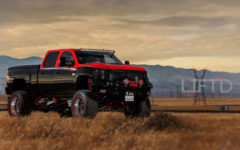 The BEAST: Manuel's West Coast Stylin' Chevy Duramax