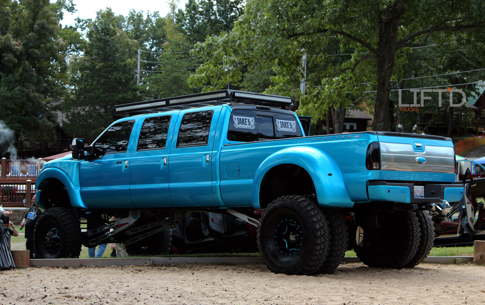 Full Force Diesel >> The American Force Table Rock Lifted Truck Nationals – Lift'd Trucks